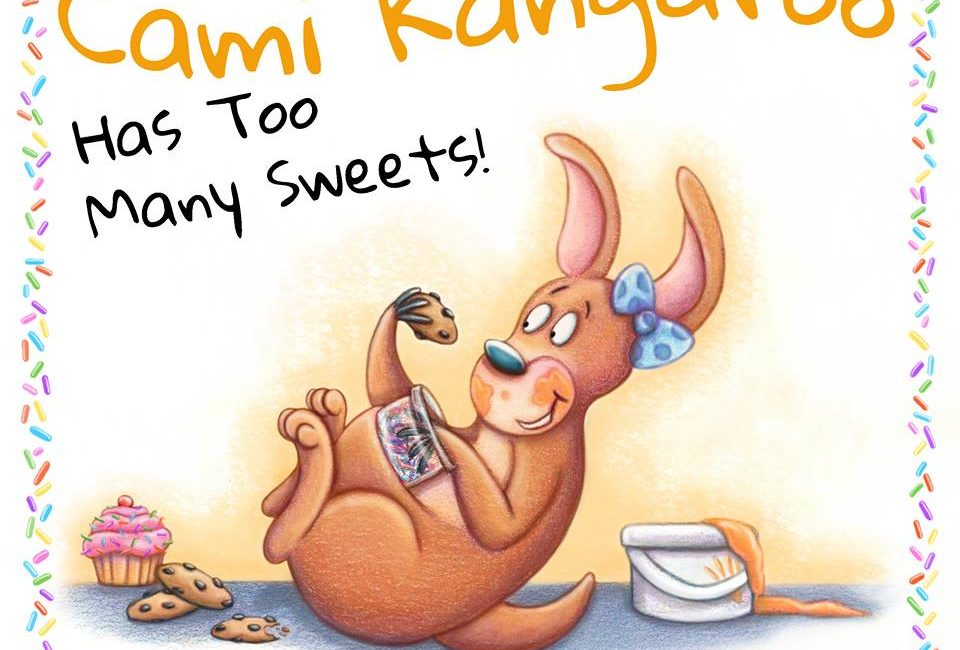 Book Review: Cami Kangaroo Has Too Many Sweets By Stacy C. Bauer
