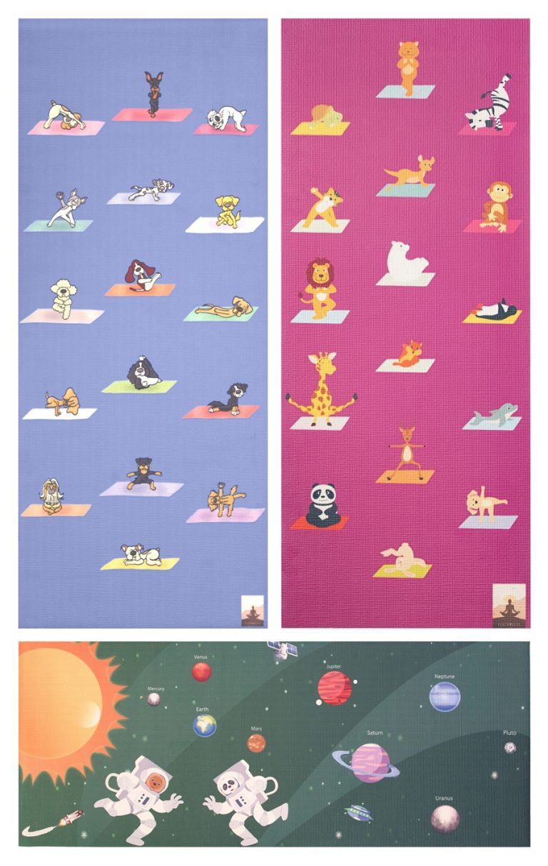 kids yoga mat2
