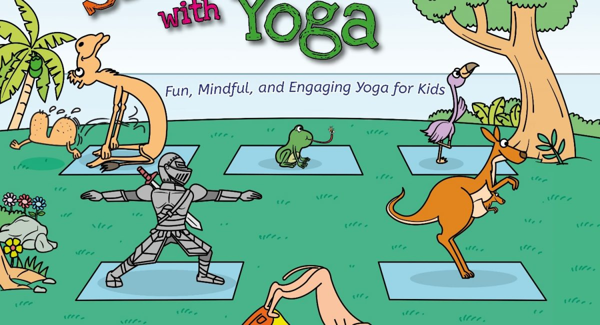 Children's Book Review: Smile with Yoga By I. Rekem & Illustrated By Alifstyle