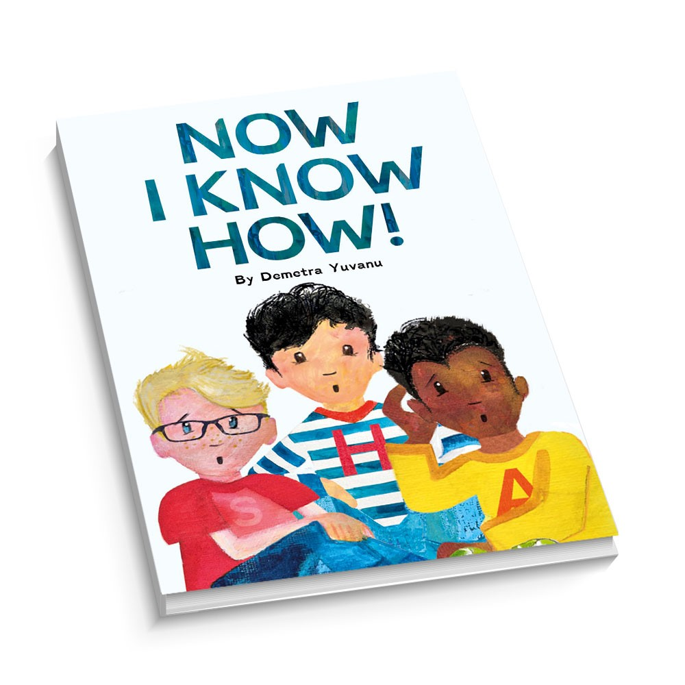 Book Review: Now I know How!