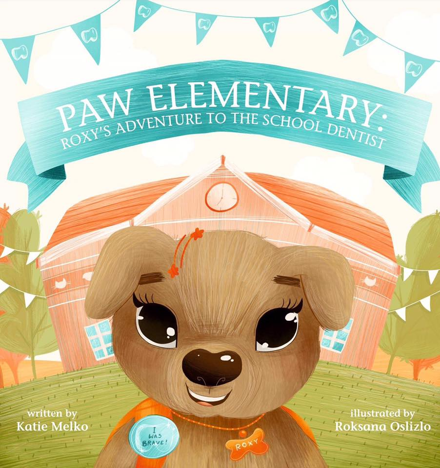 Children's Book Review: Paw Elementary Roxy's Adventure To The School Dentist