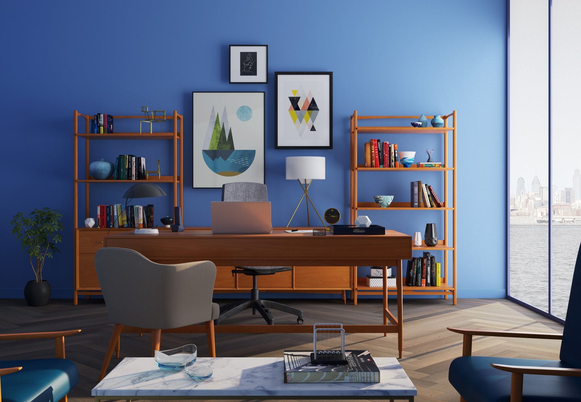 Tips for Building a Home Office