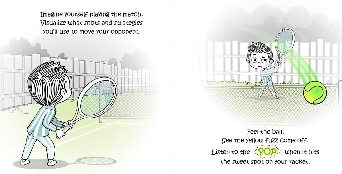 Children's Book Review: How To Win Wimbledon In Pajamas
