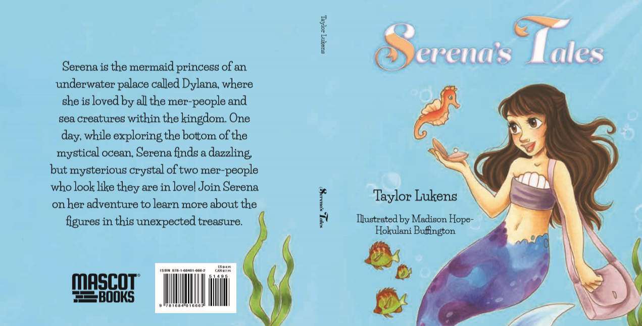 Children's Book Review: Serena's Tales
