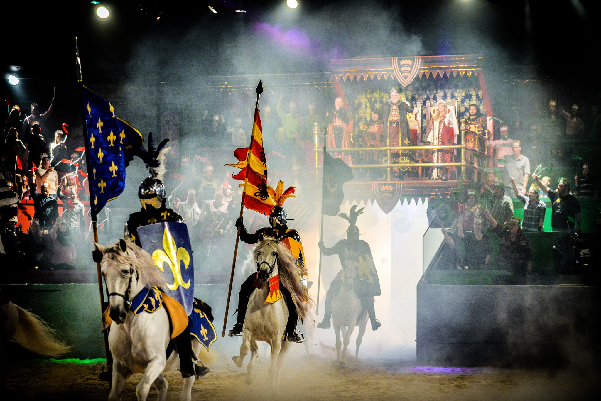 Everything You Need To Know About Medieval Times Dinner Show