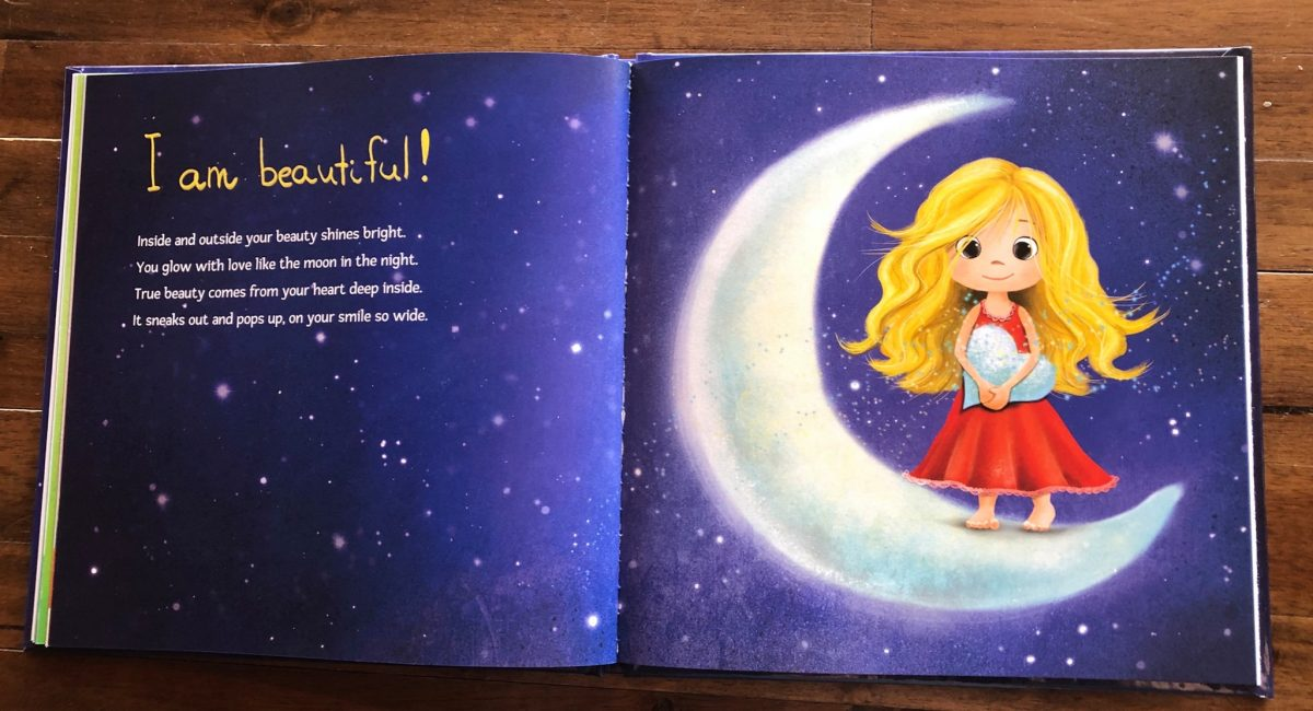 Children's Book Review: The Magic of Me: My Magical Words