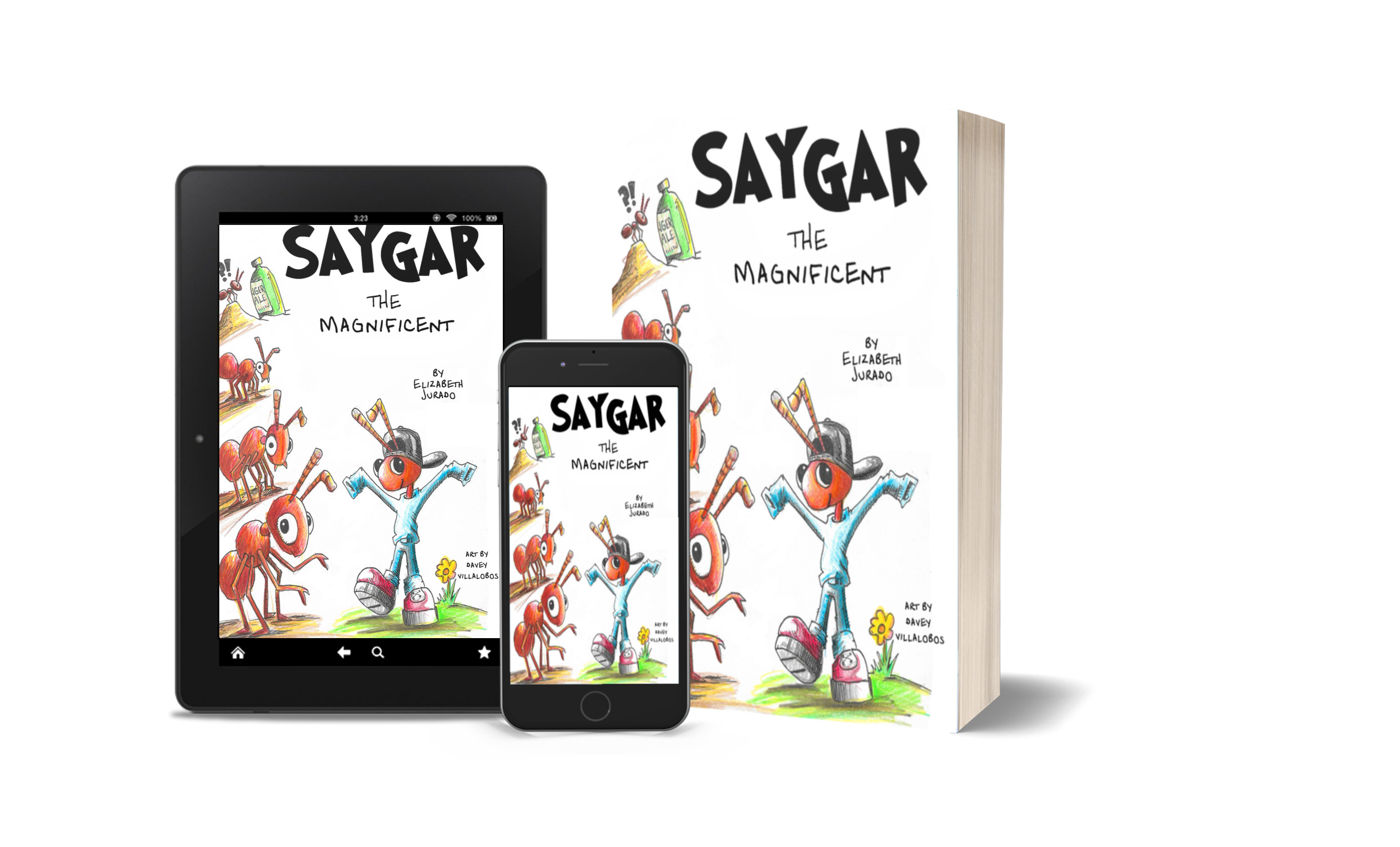 Book Review: Saygar The Magnificent
