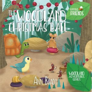 woodland christmas ball