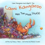 cami kangaroo has too much stuff