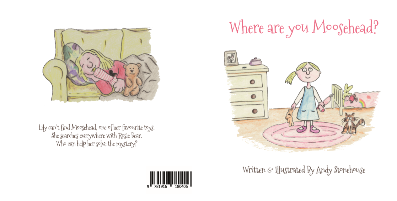 Children's Book Review: Where are you Moosehead?