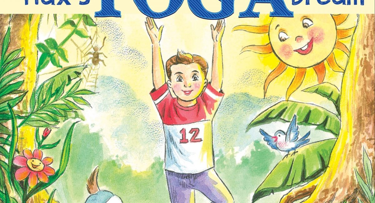 Protected: Children's Book Review: Max's YOGA Dream