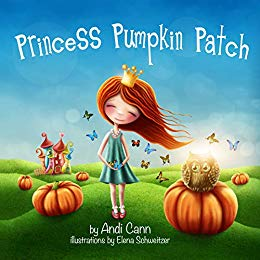 Children's Book Review: Princess Pumpkin Patch
