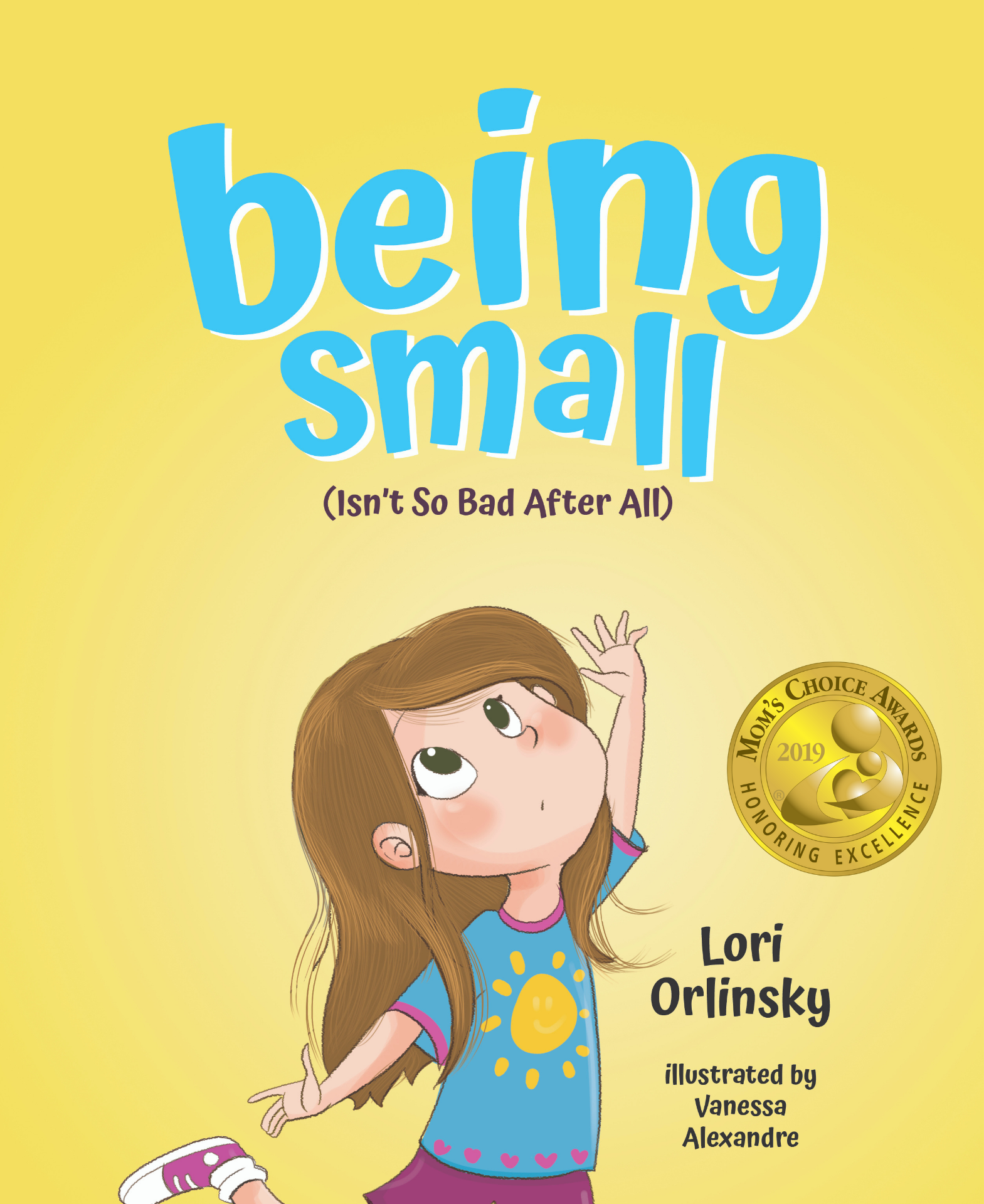 Book Review: Being Small (Isn't So Bad After All) By Lori Orlinsky