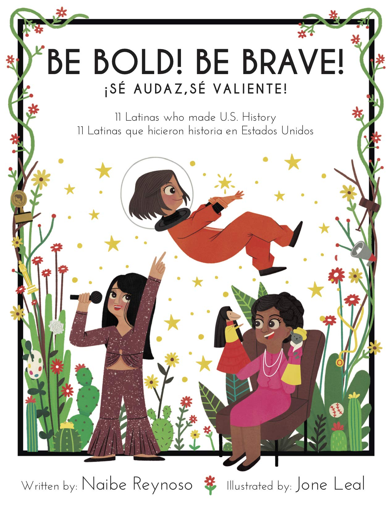 Be Bold! Be Brave! Children's Book Review