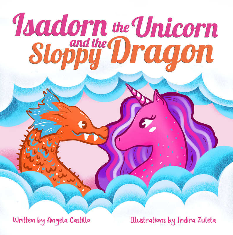 Book Review: Isadorn the Unicorn and the Sloppy Dragon