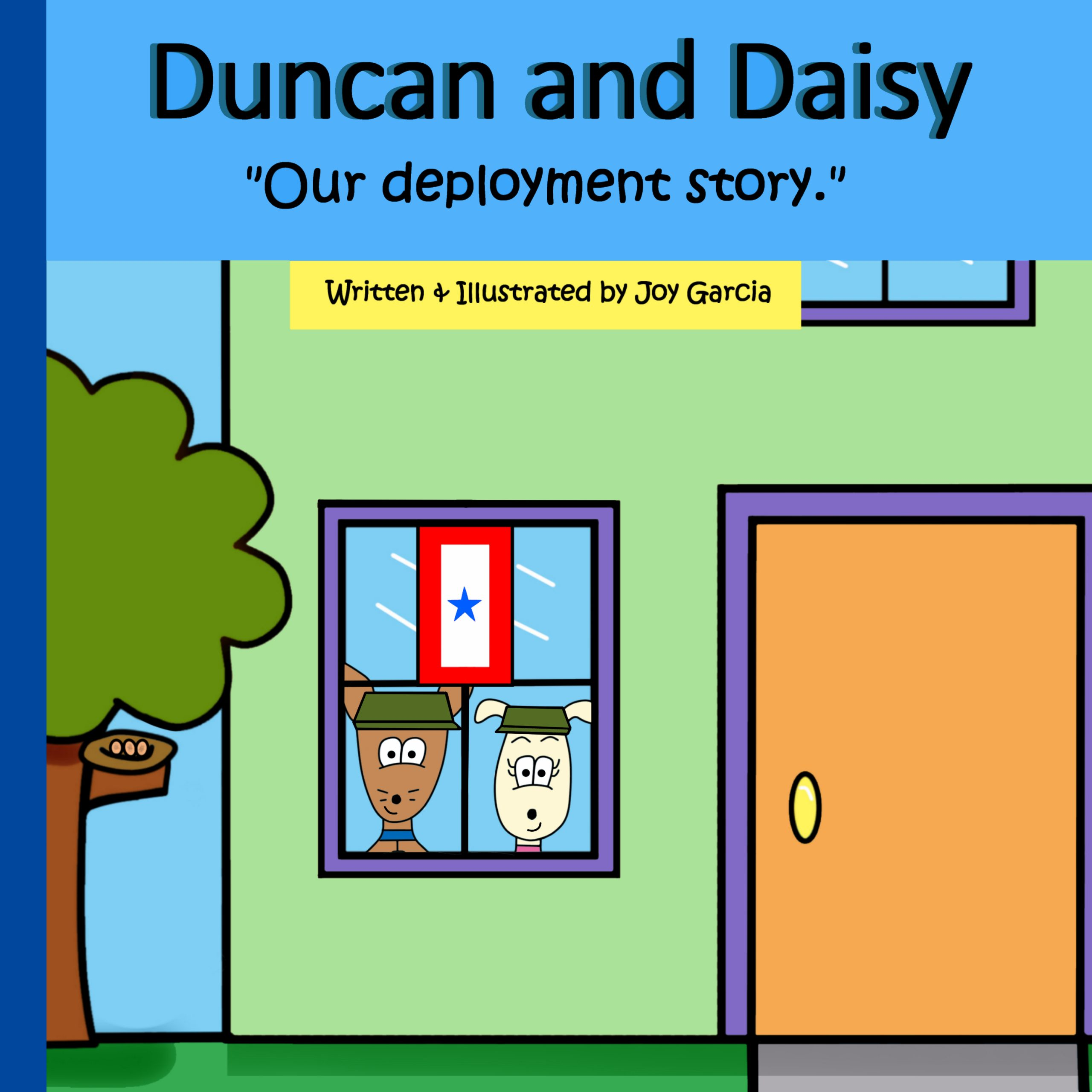Duncan and Daisy: Our Deployment Story Book Review