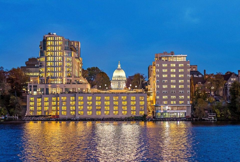 The Edgewater: Everything You Need to Know about  this hotel in Madison, Wisconsin