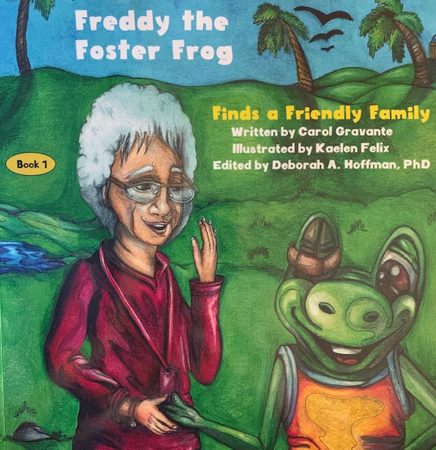 Freddy the Foster Frog: Children's Book Review