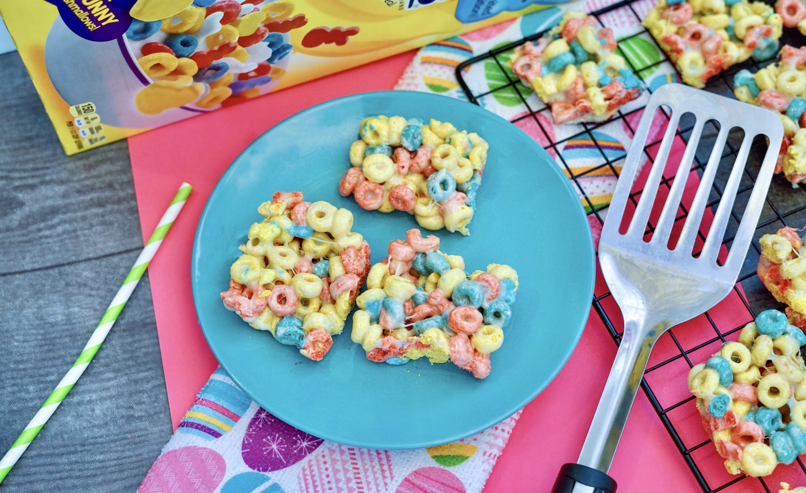 Easy Easter Peeps Marshmallow Treats Recipe