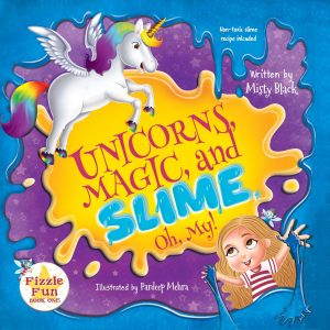 unicorn magic and slime