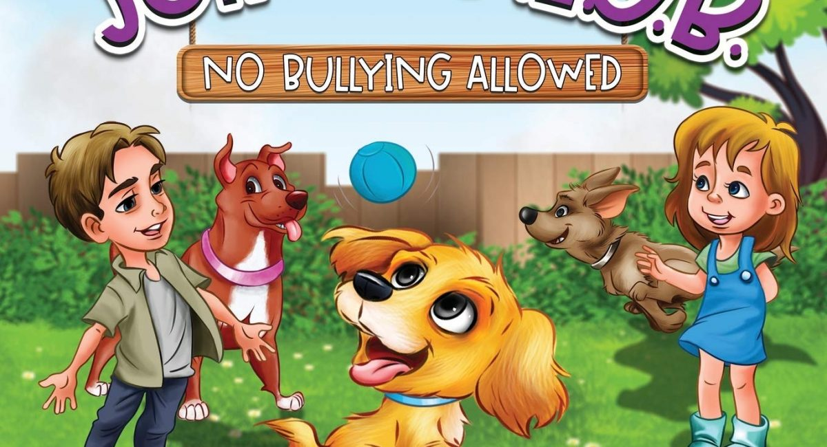 Kids Bullying Books: The Little Labradoodle Series