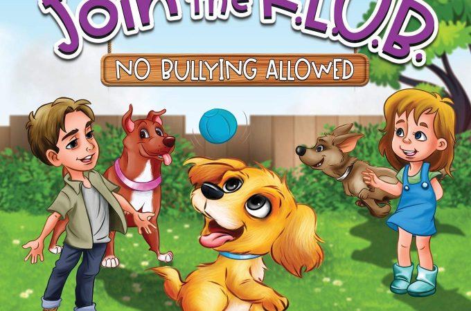 kids antibullying book