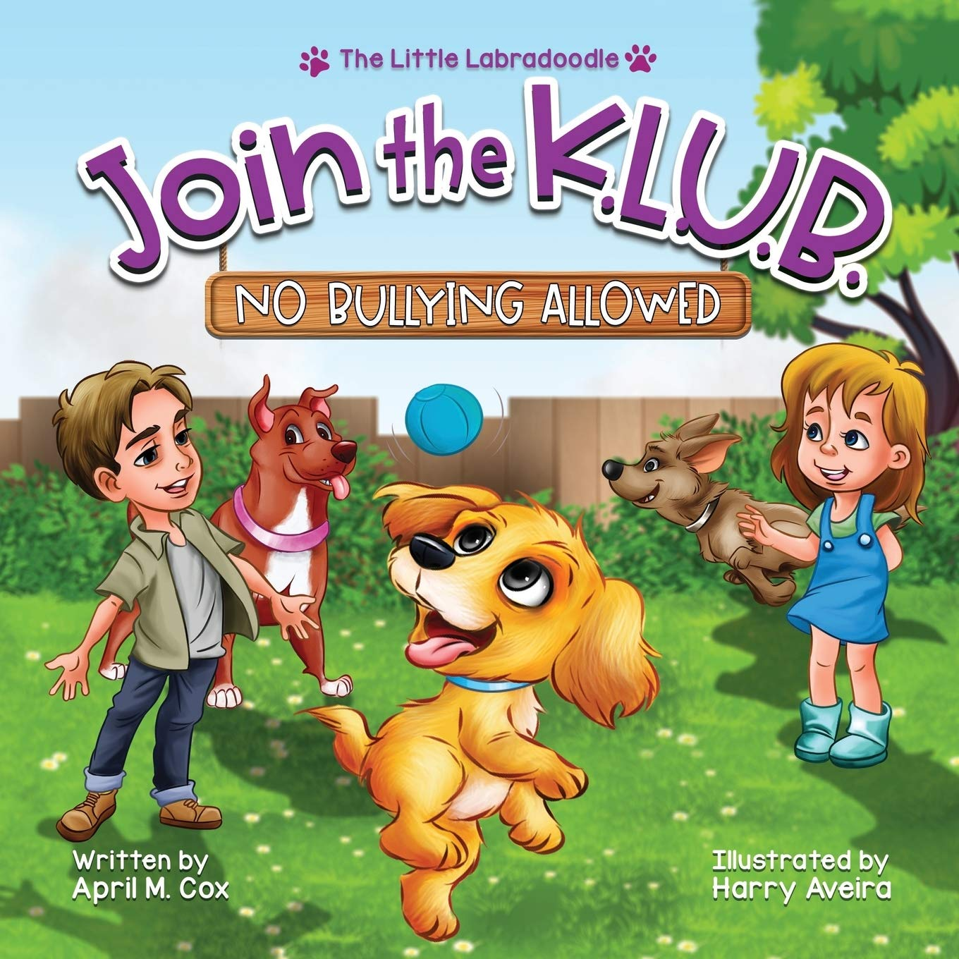 kids antibullying book