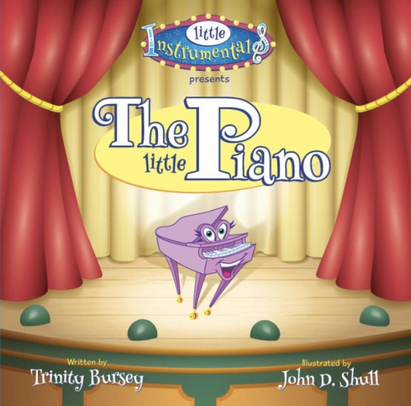 A Children's Book about Self-Esteem: The Little Piano