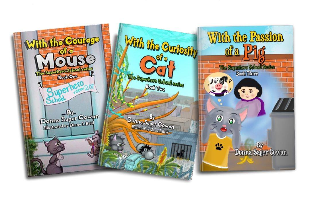 Middle-Grade Book Series: Curiosity of a Cat Book Review