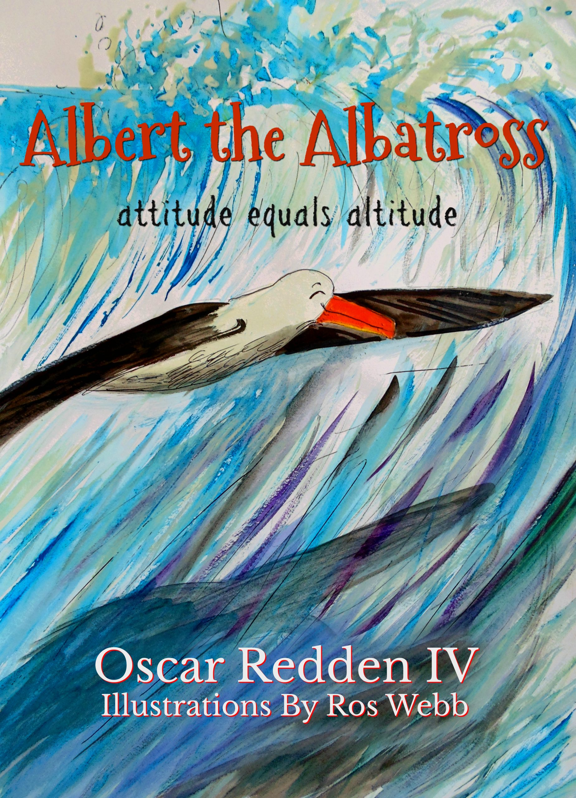 Children's Book Albert the Albatross Review