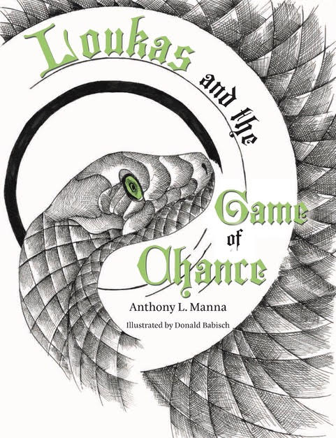 Loukas and the Game of Chance Children's Book Review