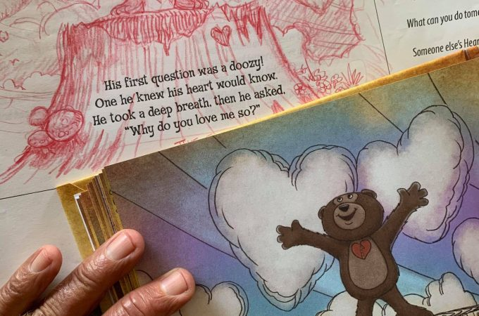 children's bear book