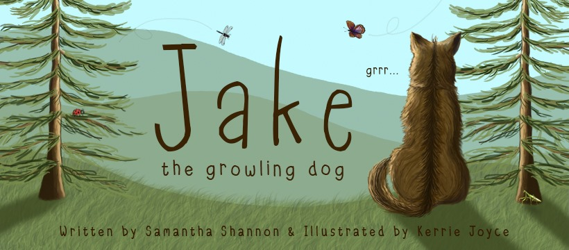 Jake the Growling Dog: A Children's Book Series about Kindness, Diversity and Friendship