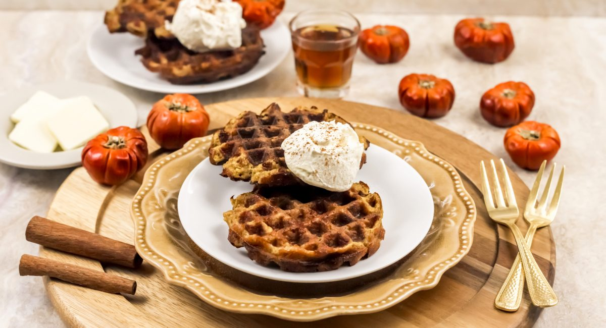 The Best Keto Pumpkin Chaffle Recipe: Low Carb and Tasty