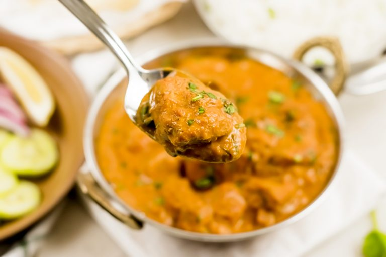 Classic & Delicious Indian Butter Chicken Recipe