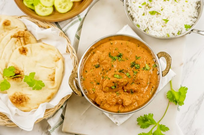 Delicious Indian Butter Chicken Recipe