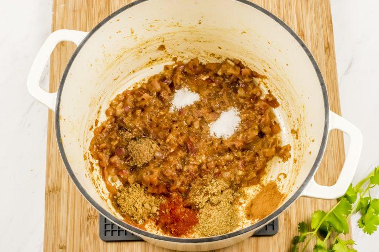 Indian Butter Chicken Step 4