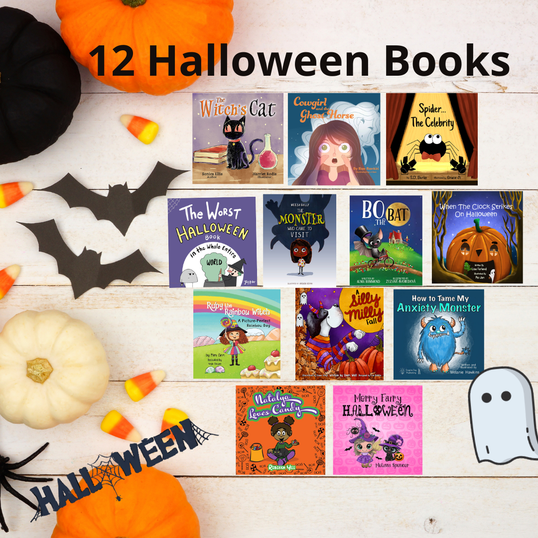 12 of the Best Halloween Books for Kids