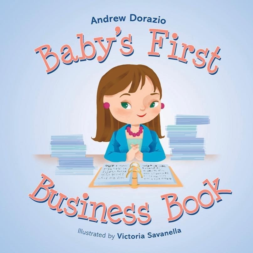 Baby's First Business Book by Andrew Dorazio Book Review