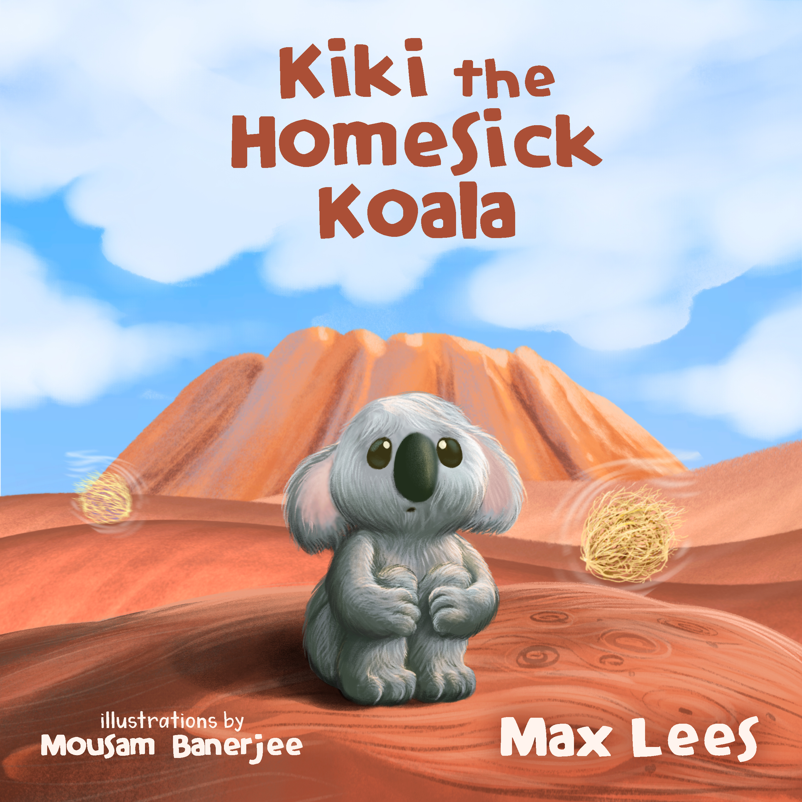 Kiki the Homesick Koala by Max Lees Children's Book Review