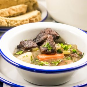 Irish Stew with Beef Recipe