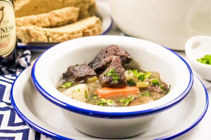 Irish Stew with Beef Recipe