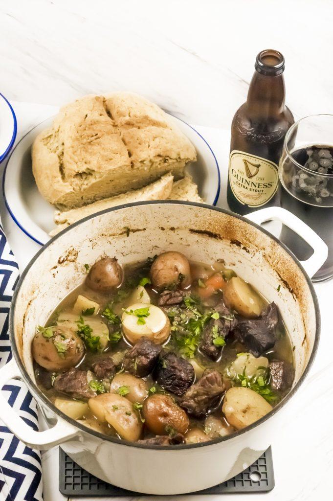 O'Brien Irish Stew with Beef Recipe