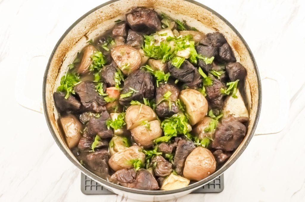 Delicious Irish Stew with Beef Recipe
