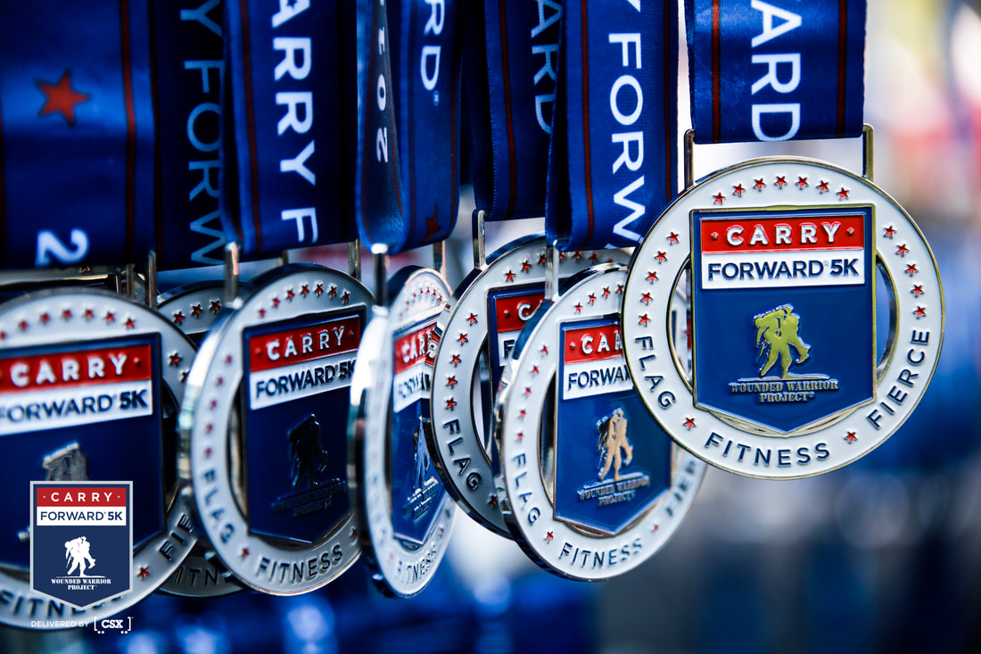 Wounded Warrior Project Carry Forward 5k
