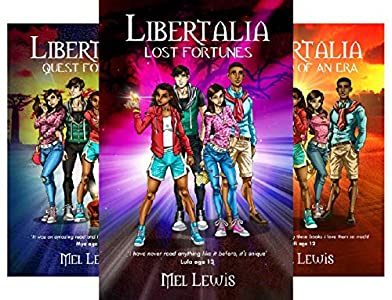 The Libertalia series by Melina Lewis Book Review