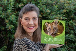 Saving Moka: The True Tale of a Rescued Tiger Cub