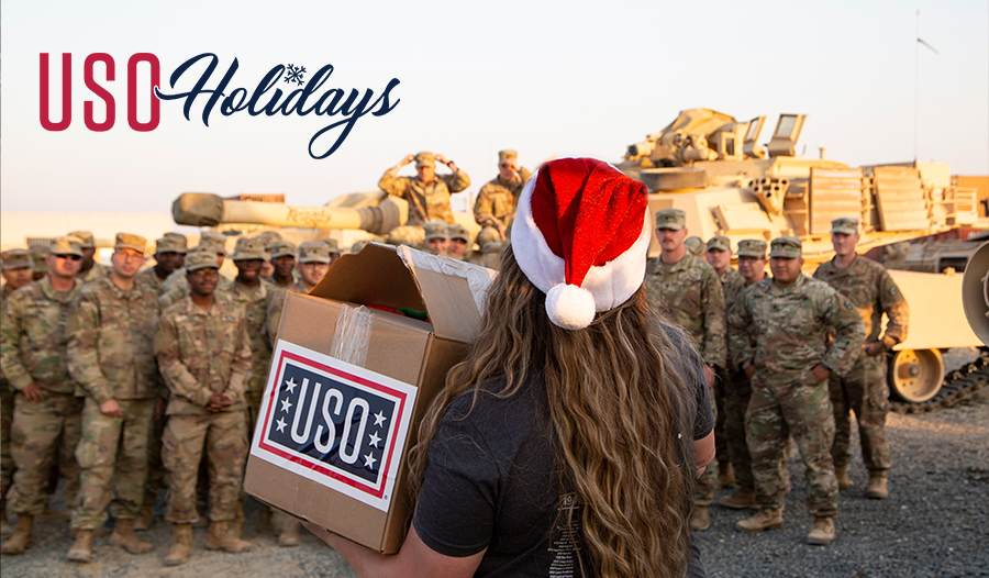 5 Ways to Give Back to our Troops During the Holiday Season