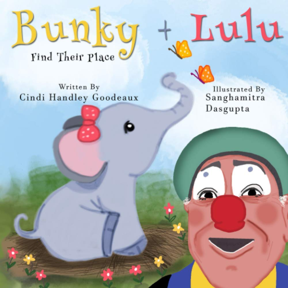 Bunky and Lulu Find Their Place by Cindi Handley Goodeaux Book and Printable