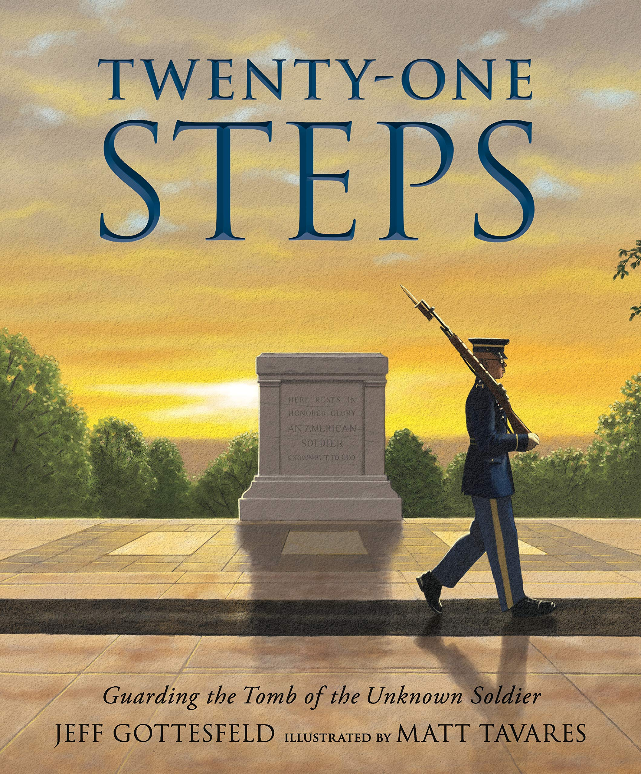 Twenty-One Steps Children's Book Review